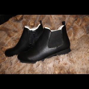 American Rag Adesyre Black Boots